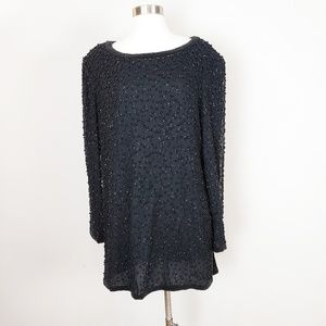 PAPELL BOUTIQUE EVENING TOP
